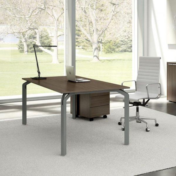 scrivania ufficio yoga